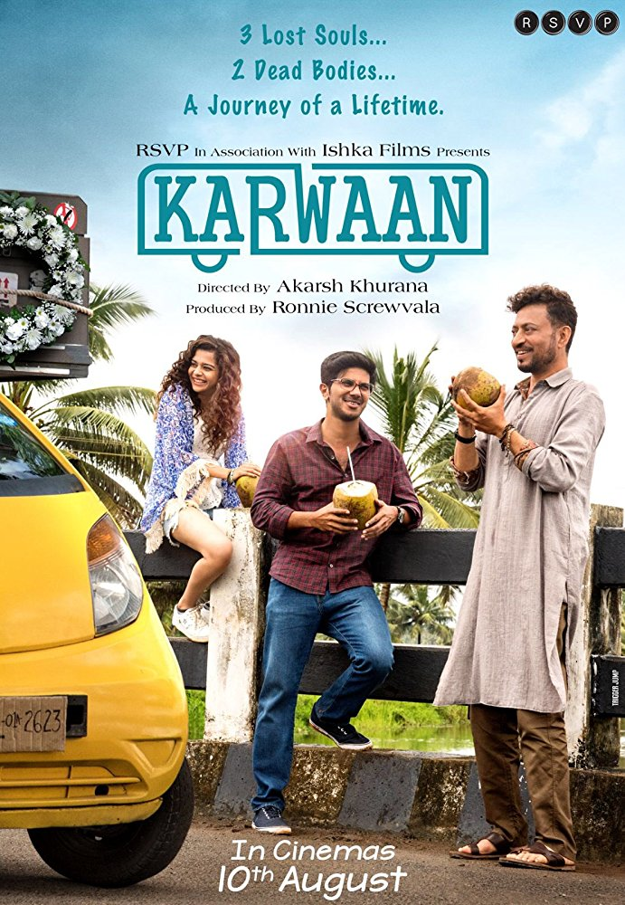 Karwaan (2018) Hindi Movie
