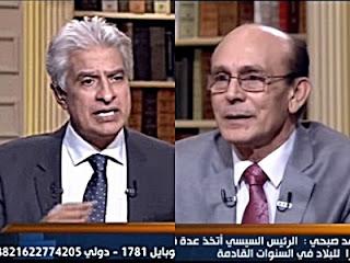 برنامج العاشرة مساءاً حلقة الأحد 17-9-2017 مع وائل الإبراشى و الفنان / محمد صبحى