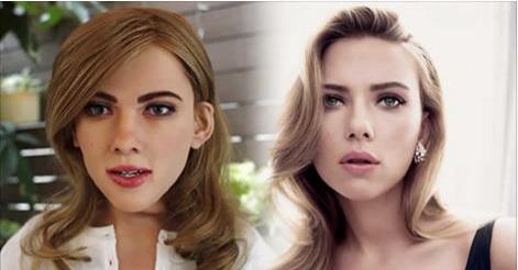 Scarlett Johansson Look Alike Porn Videos Pornhubcom