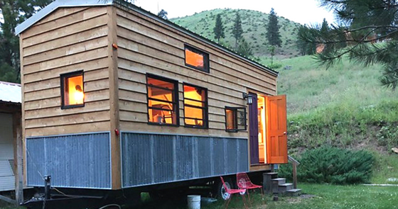 Tiny House For Sale In Boise Tiny House Town
