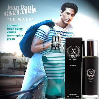 Jean Paul Gaultier,Le Male,Dexandra,Perfume