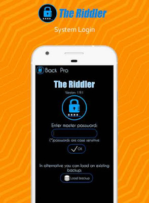 Password Safe Pro for Android