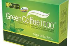 Jual Leptin Green Coffee 1000 Pelangsing Ampuh
