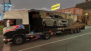 Volkswagen Passat trailer mod