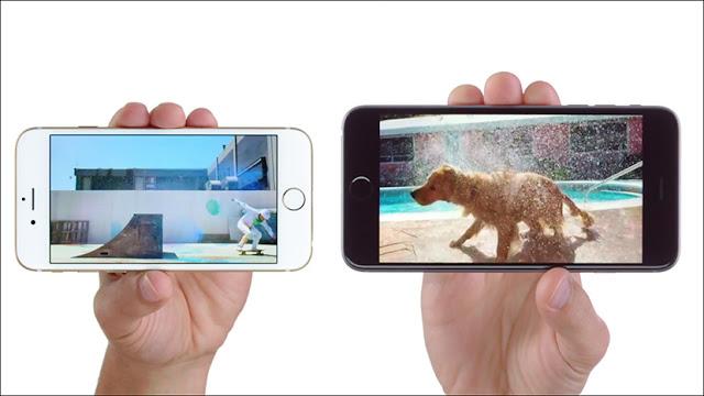 شرح التصوير بدقة 4K فيديو لهاتف ايفون iPhone 6S, 6S Plus