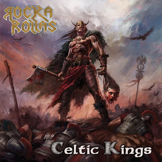 "Ο δίσκος των Rocka Rollas ""Celtic Kings"""