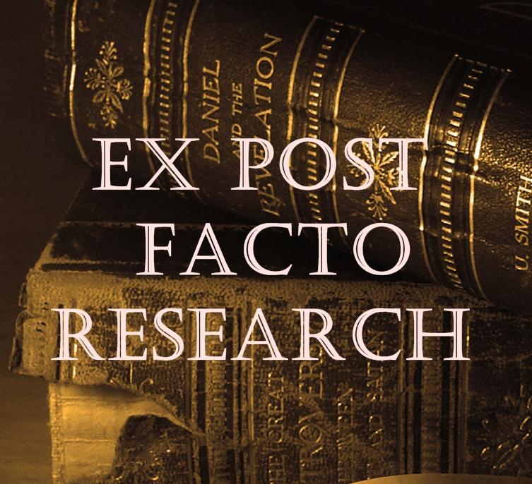 Penelitian Komparatif Cara Mudah Menentukan Uji Hipotesis Penelitian Gustinerz Penelitian Penelitian Kausal Komparatif Bersifat Ex Post Facto Menurut