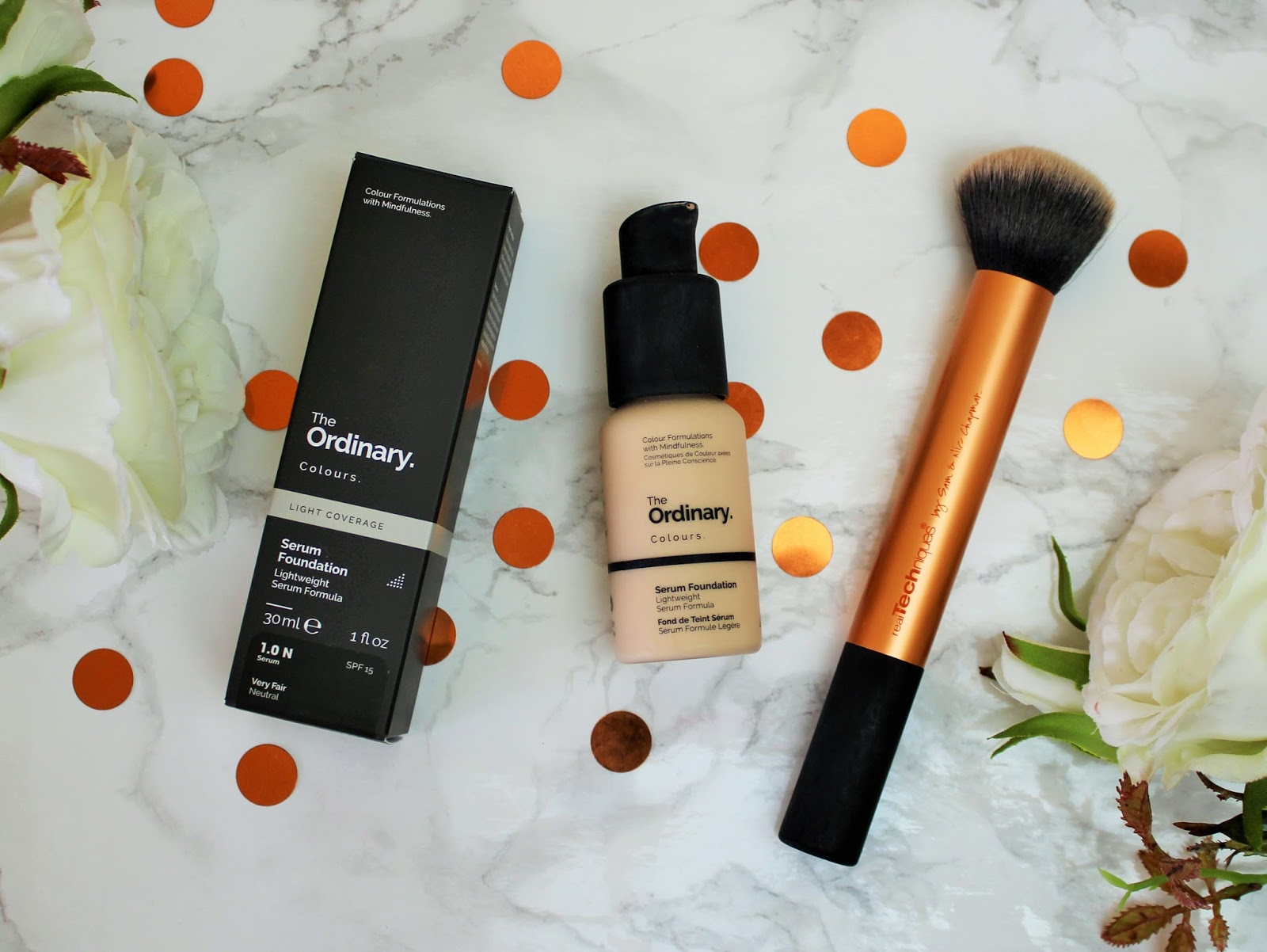 The Ordinary Serum Foundation Review - Does Your Skin Type Matter? - 1