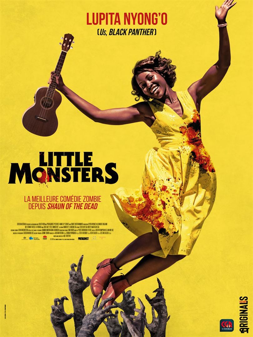 Little Monsters [BDRip] [Streaming] [Telecharger]