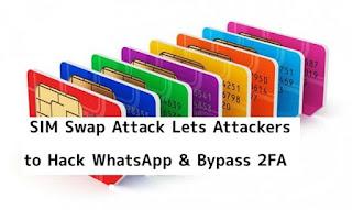 هجوم مبادلة SIM