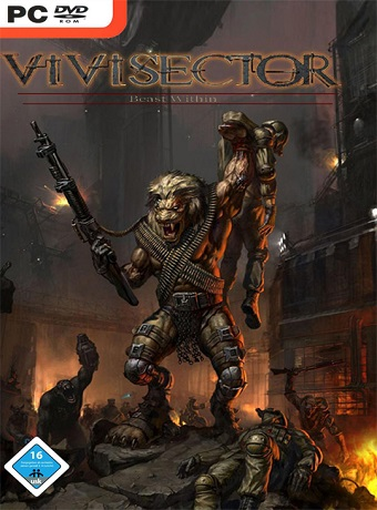 Vivisector Beast Within