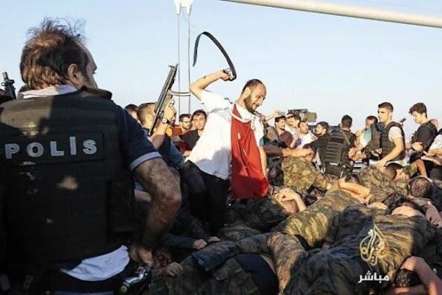 Stratfor: Γιατί απέτυχε το στρατιωτικό πραξικόπημα στην Τουρκία