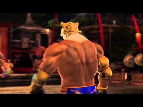 Tekken Tag Tournament 2 - Official Trailer [HD] - Watch ...