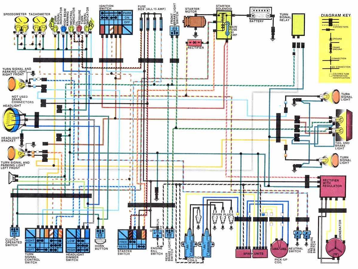 Fantastisch 1986 Suzuki 650 Wiring Diagram Ideen - Die Besten ...