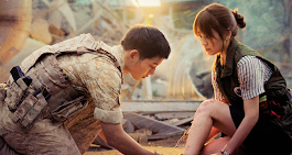 The Walking Dead S4, Descendants of the Sun,