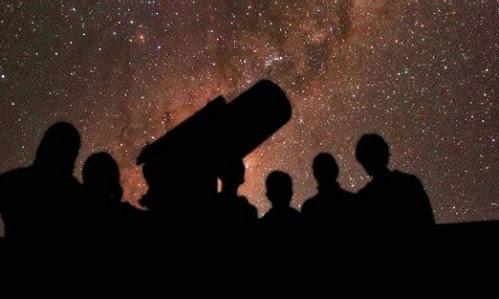 Astronomía para los niños en zonas de conflicto