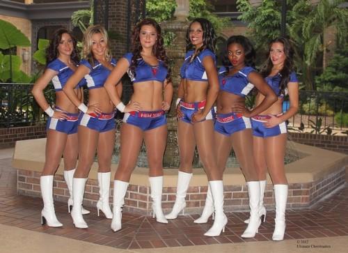 Boot Nation Nfl Cheerleaders Scores Week 7
