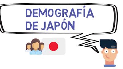 Demografía de Japón