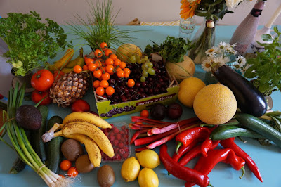 nutrisi, gizi, antioksidan, antioxidant, radikal bebas, free radical, kanker, melawan kanker, antioksidan pada makanan,