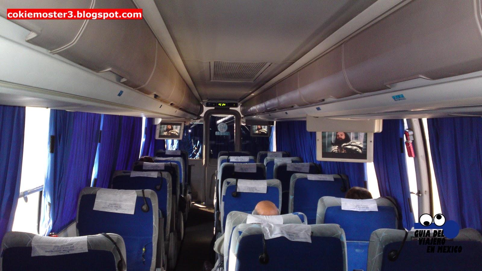 gu a del viajero en m xico lineas de autobus de lujo. Black Bedroom Furniture Sets. Home Design Ideas
