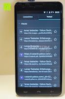 "Internet Verlauf: HOMTOM HT30 3G Smartphone 5.5""Android 6.0 MT6580 Quad Core 1.3GHz Mobile Phone 1GB RAM 8GB ROM Smart Gestures Wake Gestures Dual SIM OTA GPS WIFI,Weiß"