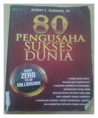 Sering Sering Tugas Bahasa Indonesia Contoh Resensi Buku Non Fiksi