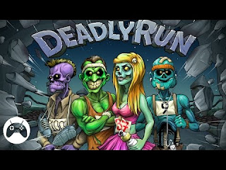 Download Deadly Run Mod Apk v1.0.24 Unlimited Money Terbaru