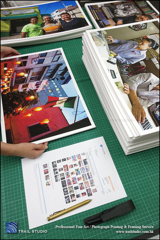 Photo printing, canvas printing, fine art paper printing, Hong Kong