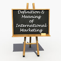 Definition & Meaning of International Marketing