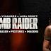 NOVO TEASER, posteres e imagens do filme de TOMB RAIDER!