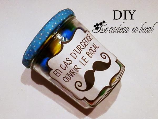saint valentin cadeau en bocal caro dels blog diy et. Black Bedroom Furniture Sets. Home Design Ideas