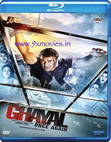 Ghayal Once Again 2016 Hindi 720p BluRay