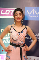 Actress Pranitha Subhash Pos in Short Dress at SIIMA Short Film Awards 2017 .COM 0097.JPG