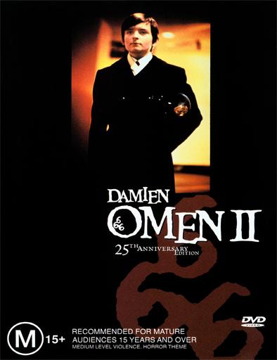 Ver La profecía 2 (La maldición de Damien) (1978) Online