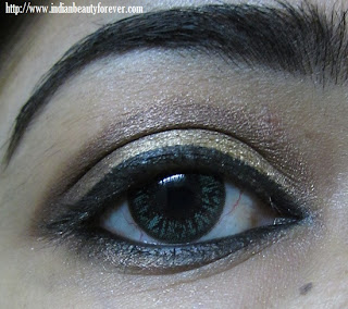 eye makeup indian eyes
