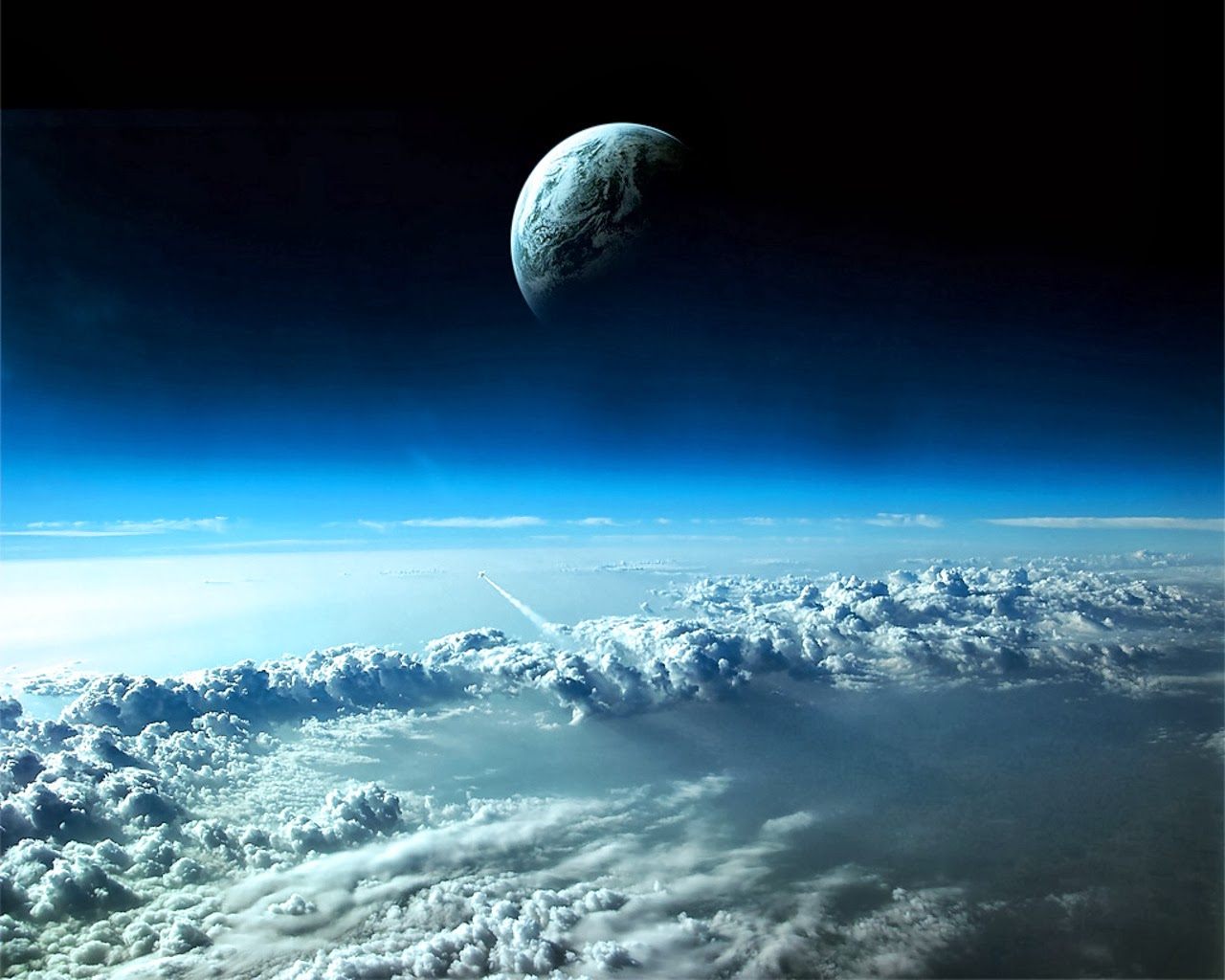 Wallpaper earth from space space wallpaper - Earth from space wallpaper ...