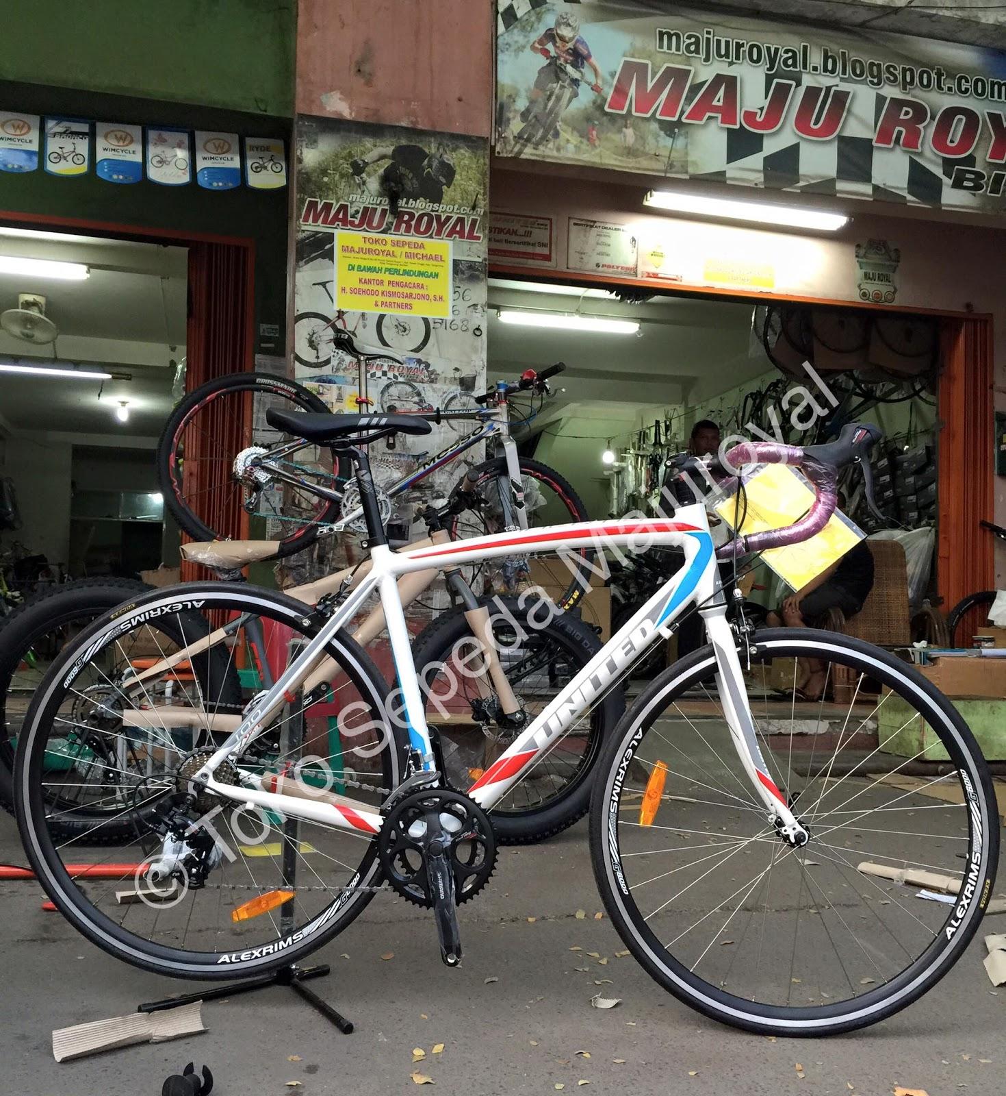 Toko Sepeda Online Majuroyal Sepeda Balap is Roadbike