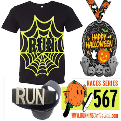 Halloween run - fun 5K races