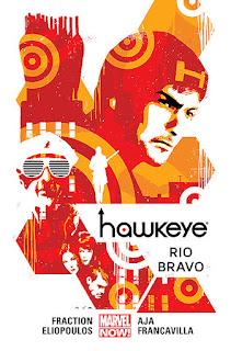 Hawkeye tom 4 okładka