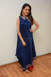 Pragya Jaiswal in beautiful Blue Gown Spicy Latest Pics February 2017 068.JPG