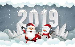 تهانى صور بابا نويل 2021