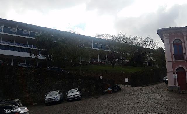 Grande Hotel, Ouro Preto, Oscar Niemeyer