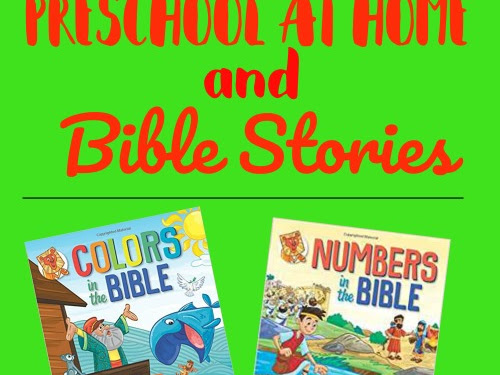 Preschool and Bible Stories
