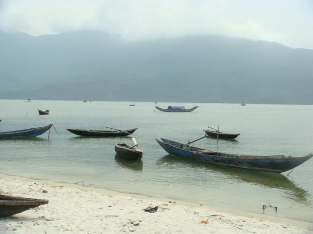 Lang Co Beach, Hue