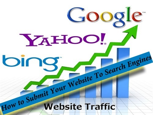 How To Submit Your Website To Search Engines