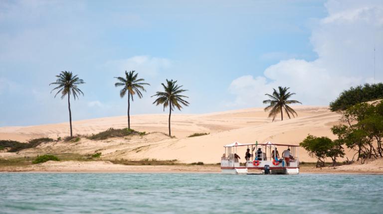Como chegar do aeroporto de Fortaleza em Mundaú
