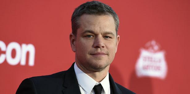 Matt Damon no se muda a Australia