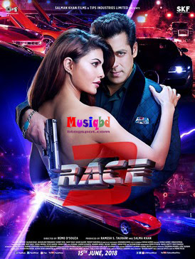 Race 3 (2018) Ft. Salman Khan Bollywood Movie Mp3 Songs Download