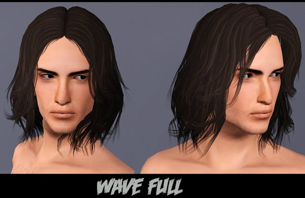 sims 3 ambitions hairs