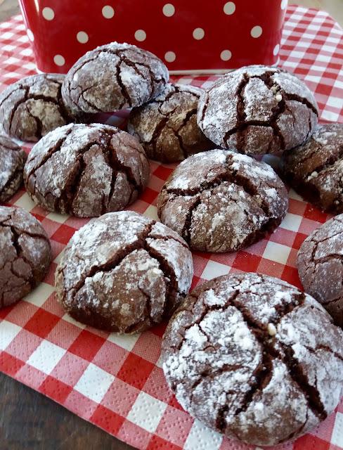 """alt=""""craquelés ou crinkles au chocolat"""""""